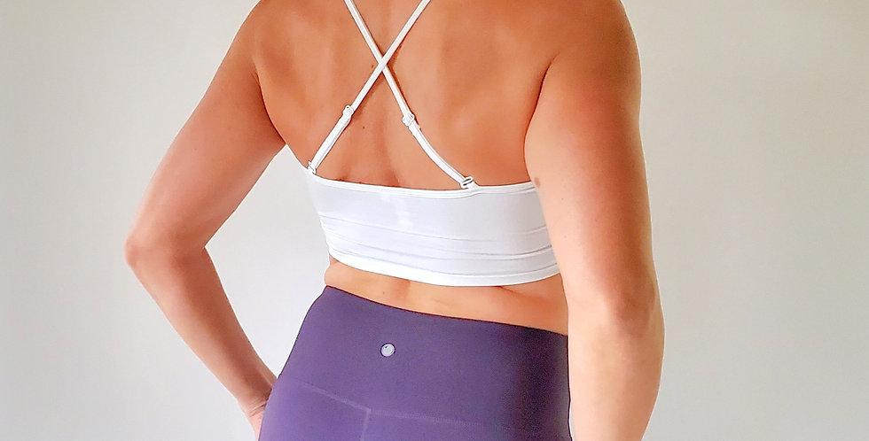 Simple Adjustable Mastectomy Faux Bralette