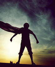 cape-child-silhouette-sunlight-superman.