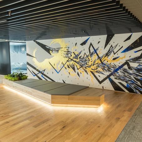 November DexNews: Tamachi Office Art Project, Kanaden and Berlin x Tokyo Event
