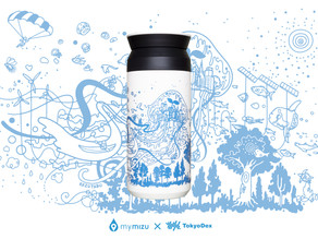 March 2021 DexNews:  Art Bottle Collaboration with mymizu / Office Art for Jamf Japan G.K.