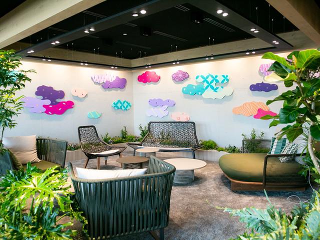 Tamachi Office Art -Phase 01-