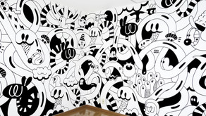 October DexNews: TokyoDex Office Art Project and Project in Shibuya with Woods Bagot