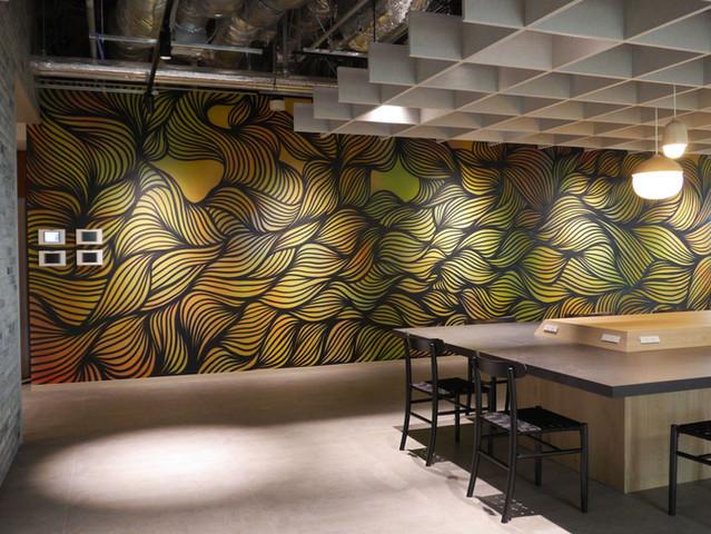 Tokyo Office Art