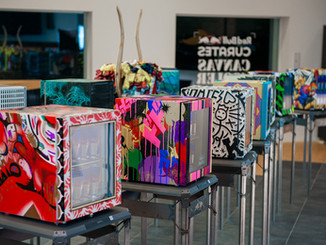 Red Bull Curates Canvas Cooler Tokyo