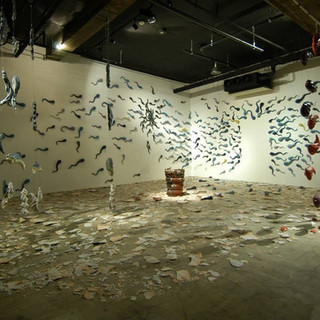 """Master's Thesis Work """"Incarnations"""" 2006"""
