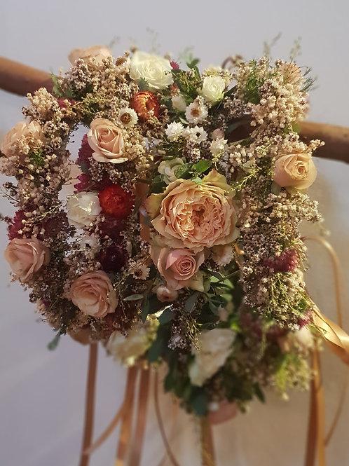 Bespoke flower crowns