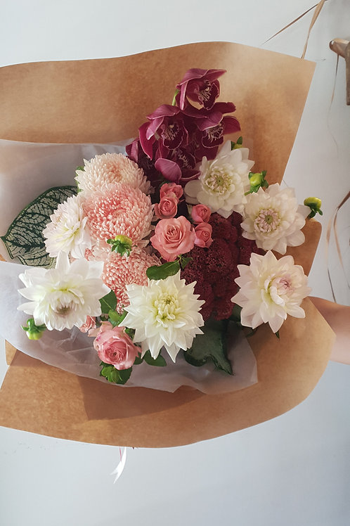 Luxe Floral Gift