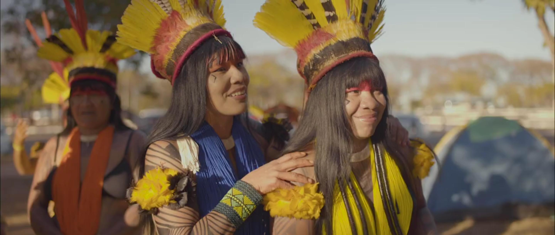1º Marcha das Mulheres Indígenas