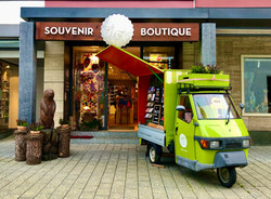 Vaduz souvenir shop