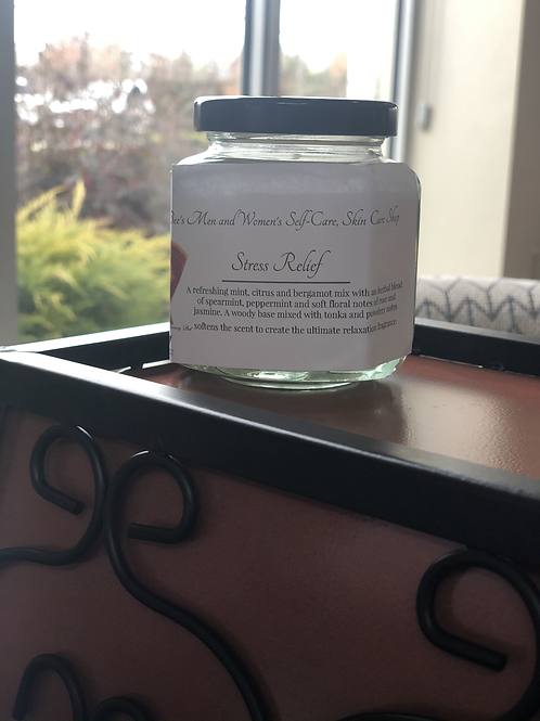 4oz Stress Relief Candle