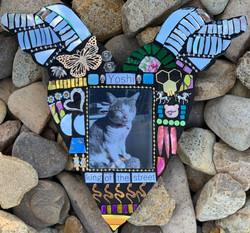 Yoshi Pet Memorial Mosaic
