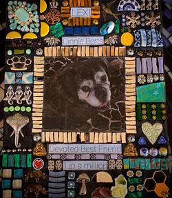 Lexi Pet Memorial Mosaic