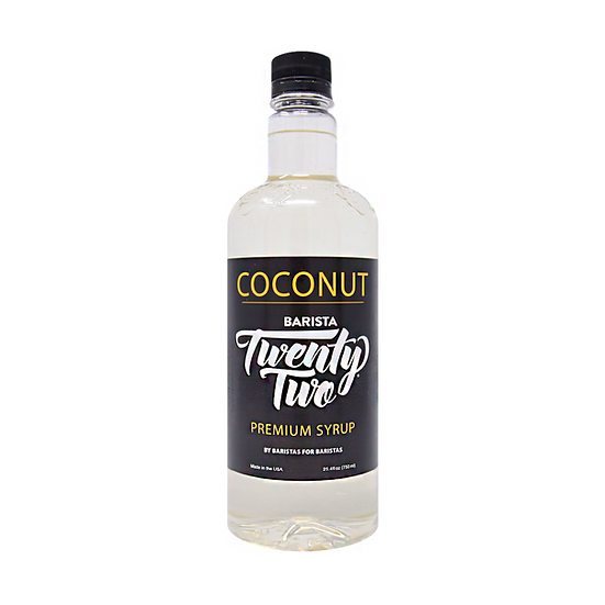 COCONUT SYRUP 750mL