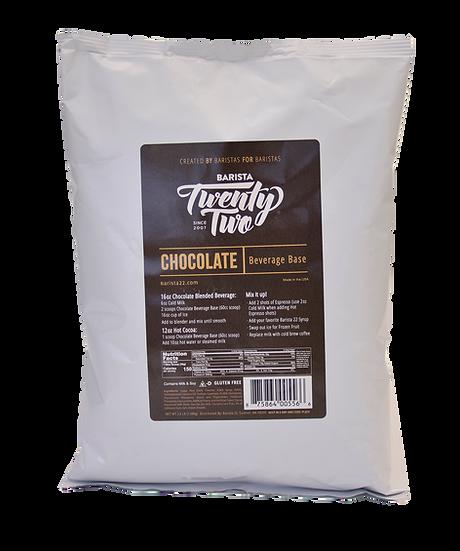 CHOCOLATE BEVERAGE BASE
