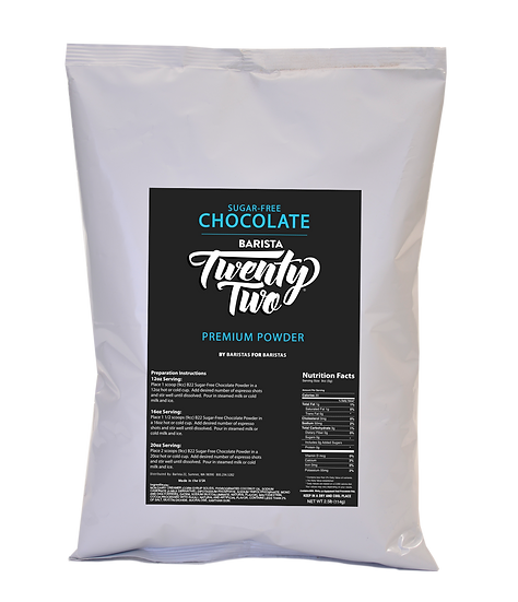 SUGAR-FREE CHOCOLATE POWDER