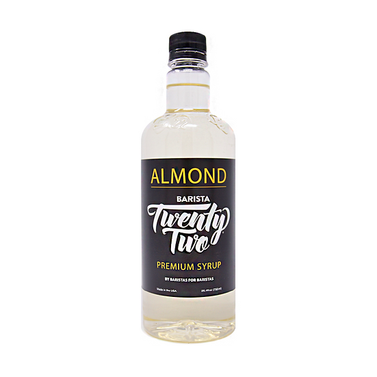 ALMOND SYRUP 750mL