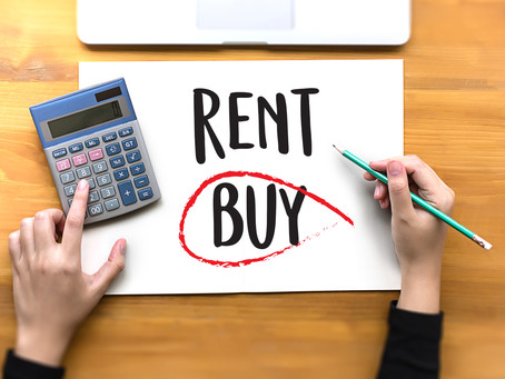 Renting vs. Buying – Pros & Cons of Both