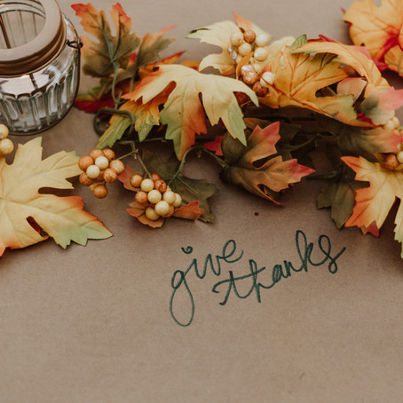 Thanksgiving Tips for a Small Space