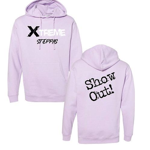 """Xtreme Steppas"" Hoodie - Purple"