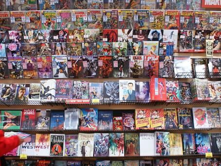Do Comic Books Matter?