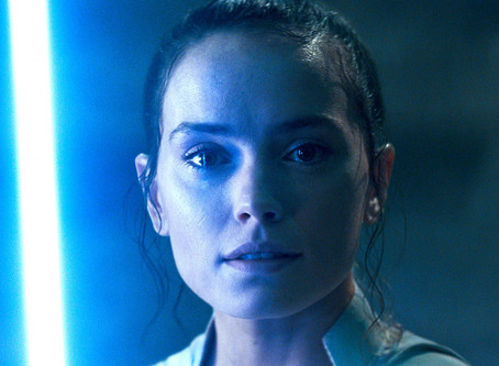 Why Rey is the Perfect Hero