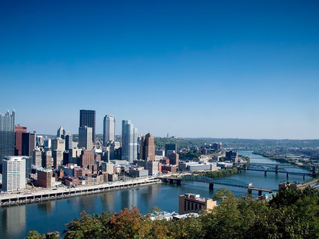 My City - How Dungeons & Dragons Made Me Love Pittsburgh