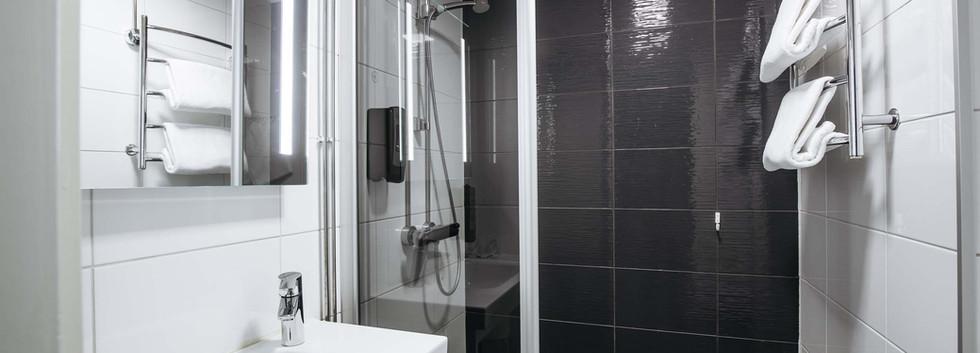 Premium-huone: kylpyhuone
