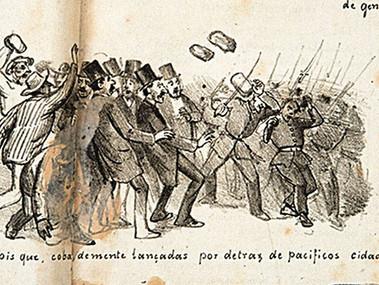Dois séculos de revoltas