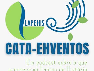 Roda de Histórias no podcast Cata-Ehventos