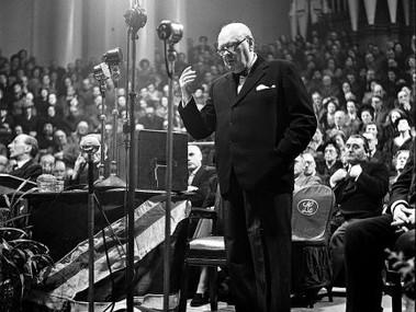 Churchill, o militar e o mito