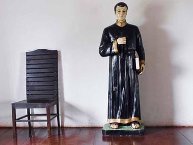 Padre Anchieta, Santo da Casa