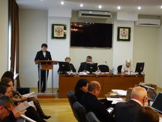 Очередное заседание первичной профсоюзной организации работников СКФУ