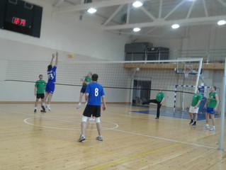 «Кубок профкома» по волейболу