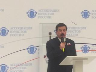 """В Москве вручена премия """"Юрист года"""""""