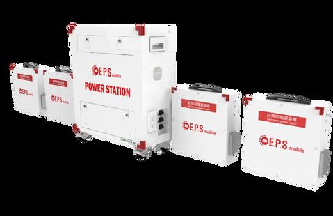 E.P.S シリーズを接続し相互に電気を供給