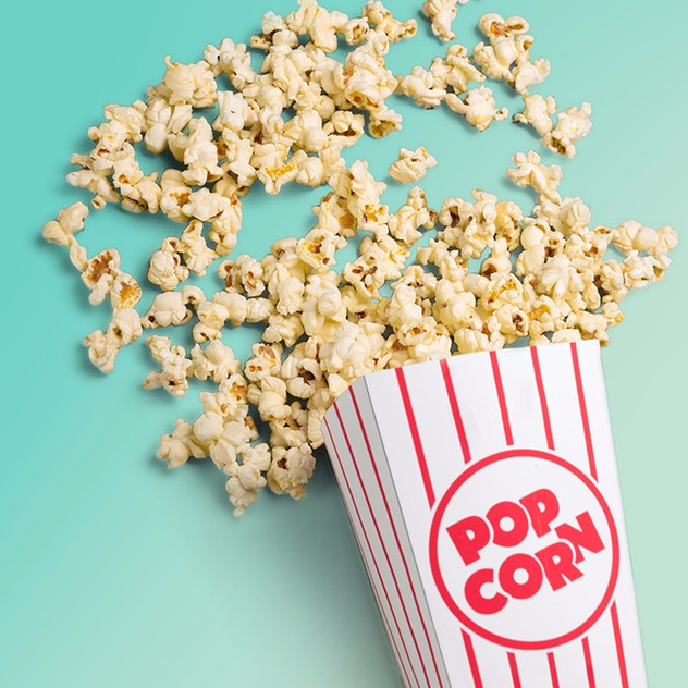 Classic Buttered Popcorn