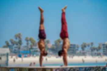 Learn to handstand