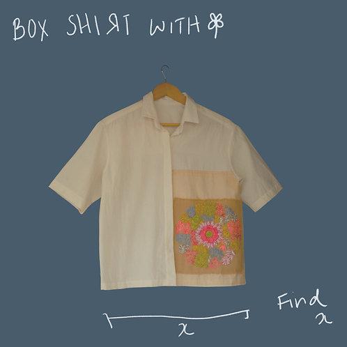 Box shirt no.2