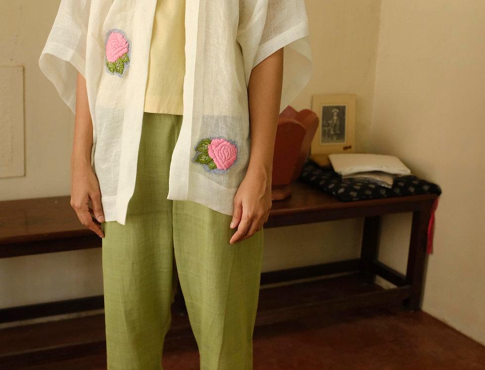Billowy kimono