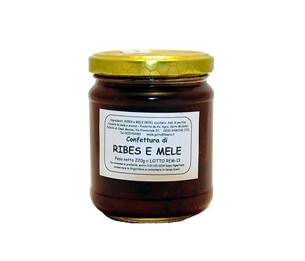 Marmellata di Ribes e Mele