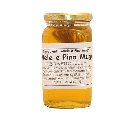 Miele e  Pino Mugo - 500gr