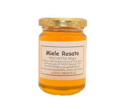 Miele Rosato - 190gr