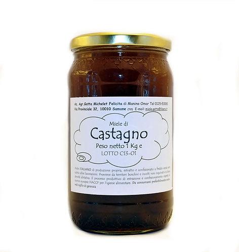 Miele di Castagno - 1Kg.