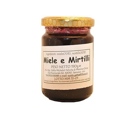 Miele e Mirtilli - 190gr