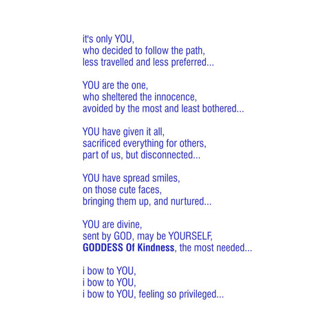 GODDESS Of Kindness