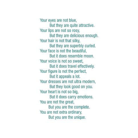You Are The UNIQUE