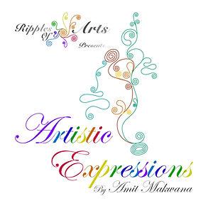 Artistic Expressions By Amit Makwana Hea