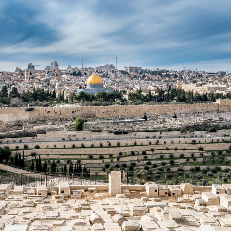 JERUSALEN PANORAMIC
