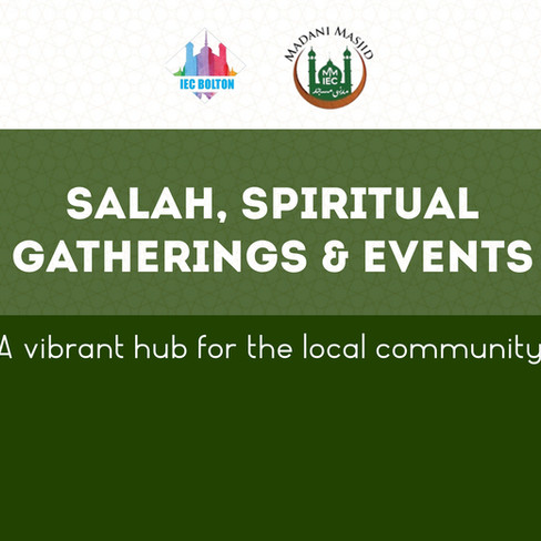 Salah and Events