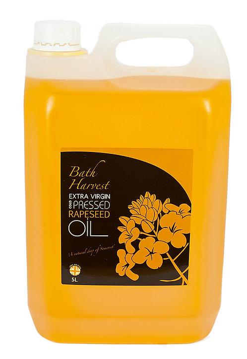Bath Harvest Rapeseed Oil 5L
